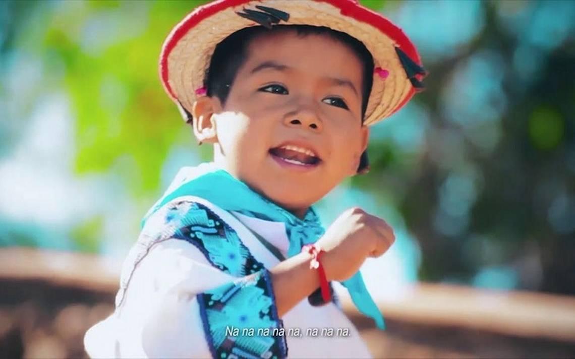 ¿Quién es el niño de la pegajosa canción del Movimiento Ciudadano?