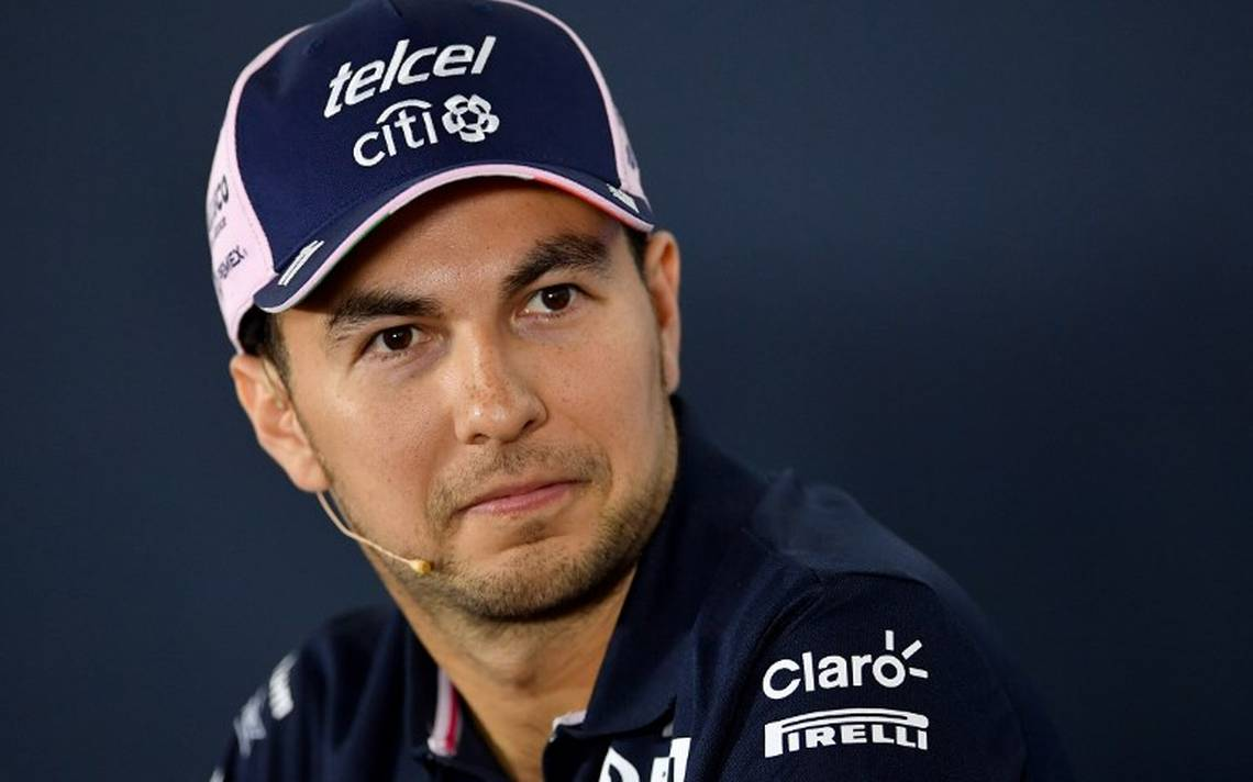 Culpan a 'Checo' Pérez por quiebra de la escudería Force India
