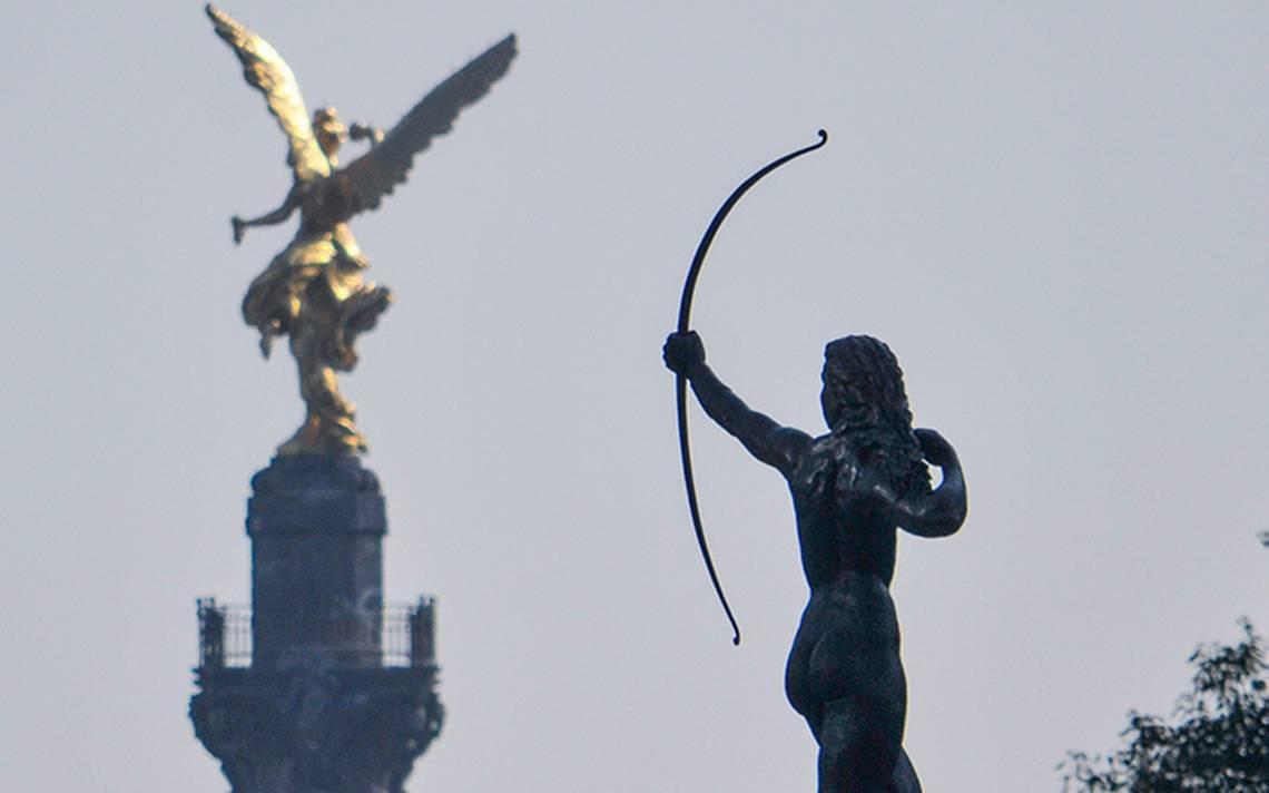 Piden revisar el Ángel de la Independencia así como inmuebles históricos tras sismo