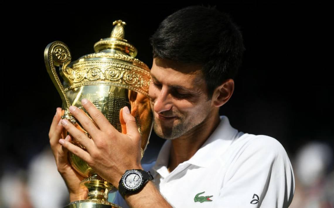 Djokovic derrota a Anderson y conquista su cuarto título en Wimbledon