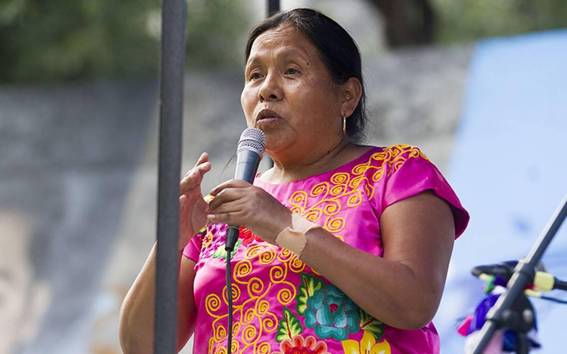 Movimiento indígena que encabezó Marichuy pospone posición sobre AMLO