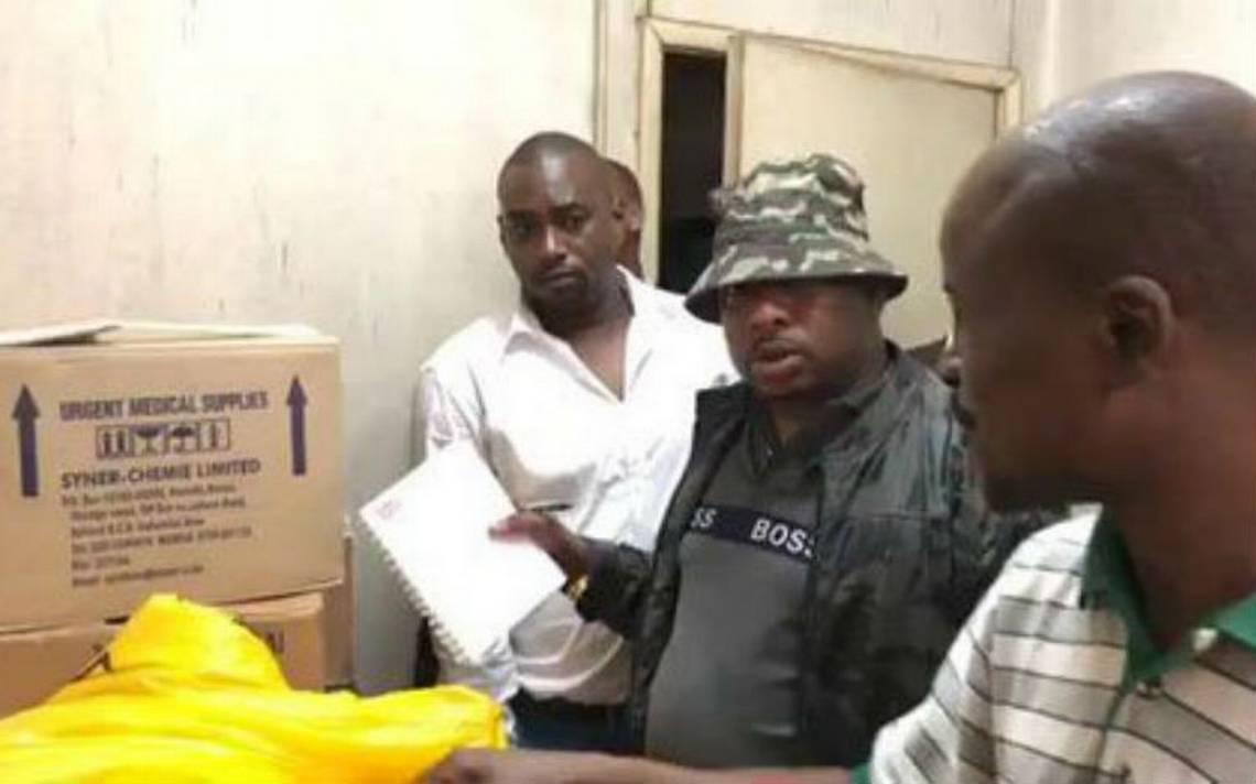 Hallan 12 bebés muertos dentro de cajas de cartón en un hospital de Kenia