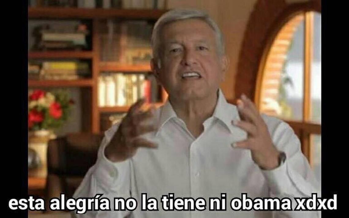Llegan las elecciones en México y con ello la ola de memes