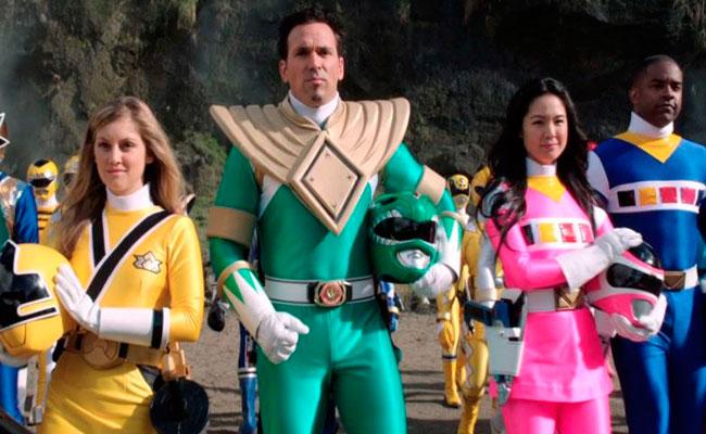 ¡Intentan asesinar a Power Ranger en la Comic Con de Phoenix!