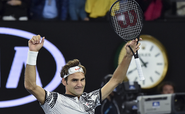 """El """"Reloj Suizo"""", un tenista perfecto"""