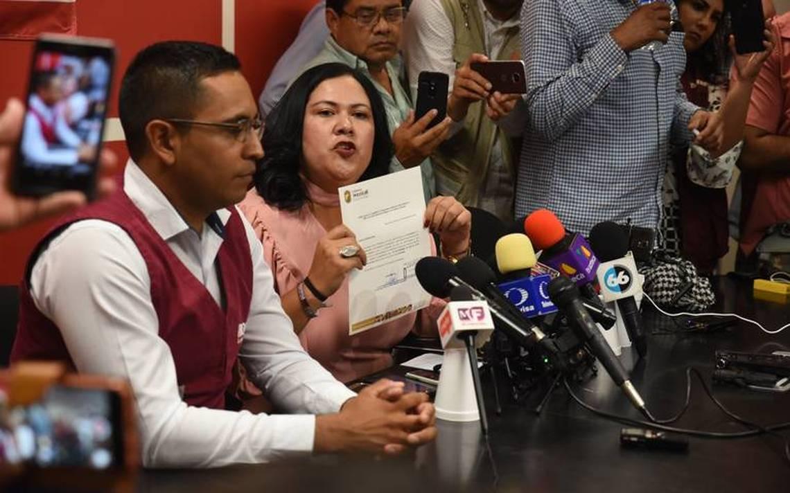 Senadora electa que celebró ebria se disculpa pero no renunciará