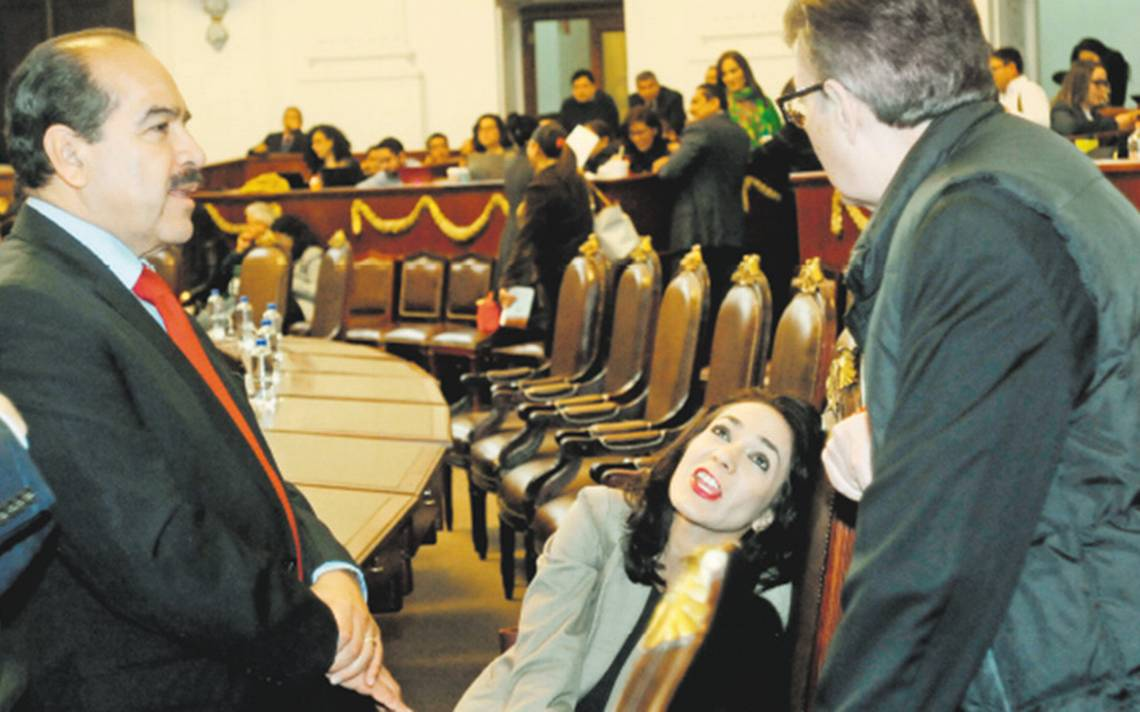 Morena con mayoría en el Congreso de la Ciudad de México