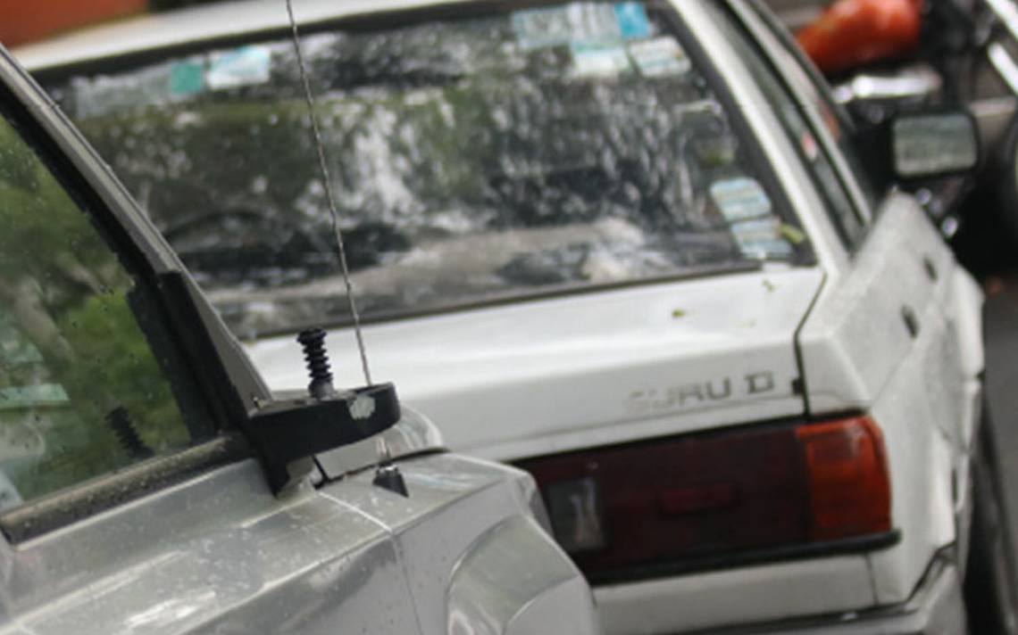 Robo de vehículos en la capital disminuye