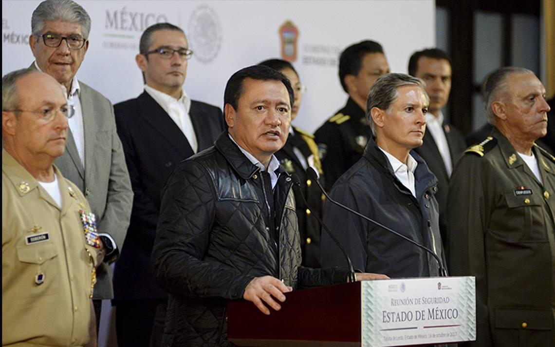 Sociedad civil y autoridades coinciden en depuración policiaca en el Edomex