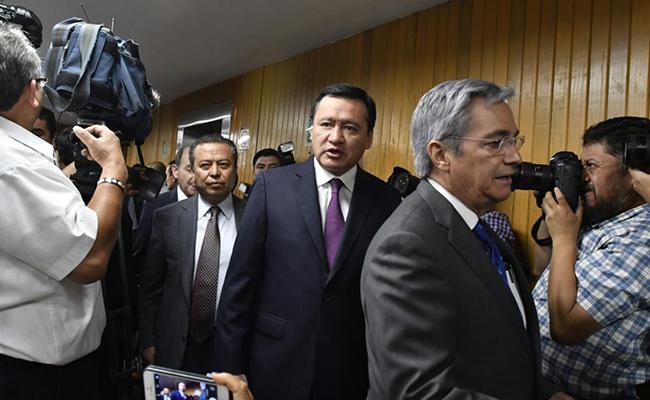 Osorio Chong reconoce apoyo de EU a México en protección civil