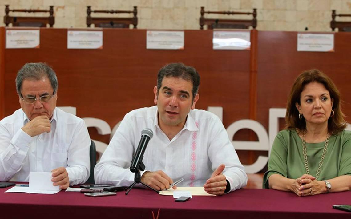 INE espera superar audiencia de 20 millones en tercer debate