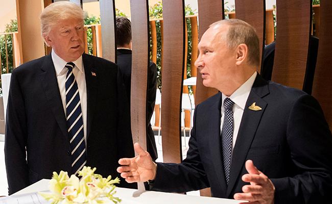 Trump y Putin hablaron por segunda ocasión tras la cena del G20, revela CNN