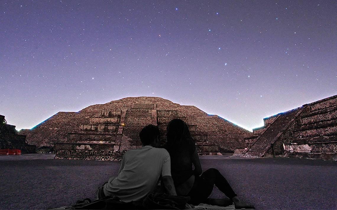 ¿Sin plan para el 14 de febrero? Alistan campamento erótico en Teotihuacán