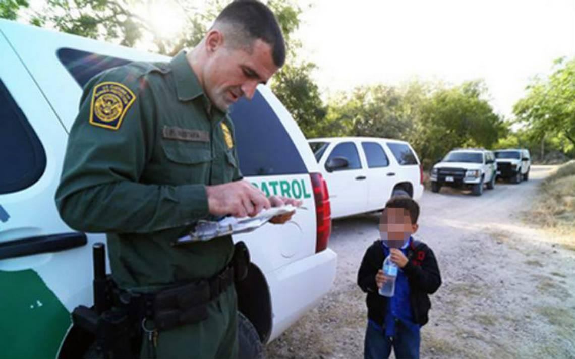 EU considera alojar a niños migrantes en bases militares