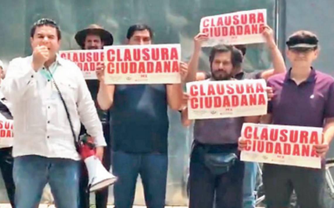 Candidatos independientes detienen campaA�as por falta de recursos