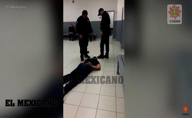 Detenido murió en cárcel de Juárez por golpiza depolicías: Fiscalía
