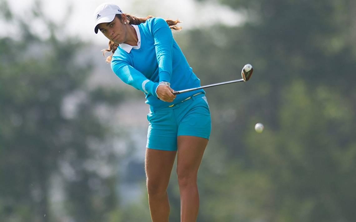 Gran año para la golfista María Fassi