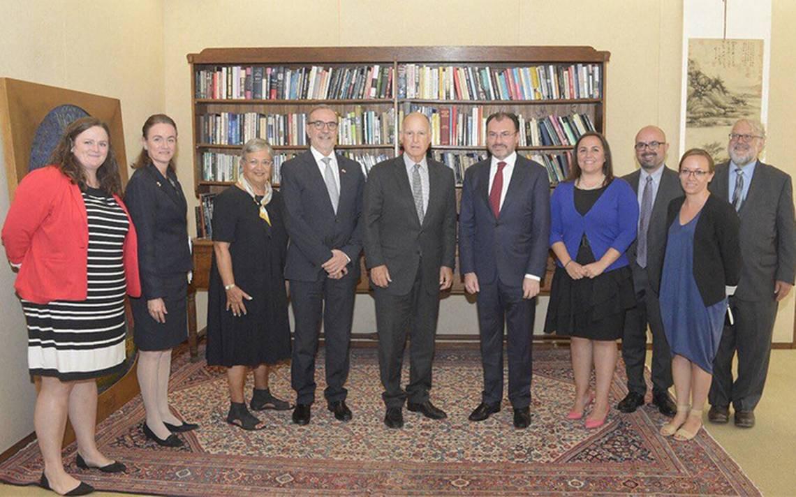 Cancillería dispondrá todo el apoyo a favor de Dreamers en EU: Videgaray