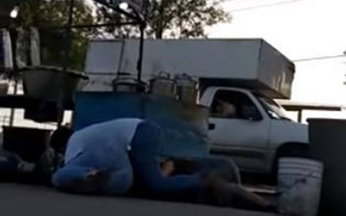 [Video] PGR investiga balacera contra dos de sus agentes en Nuevo Laredo