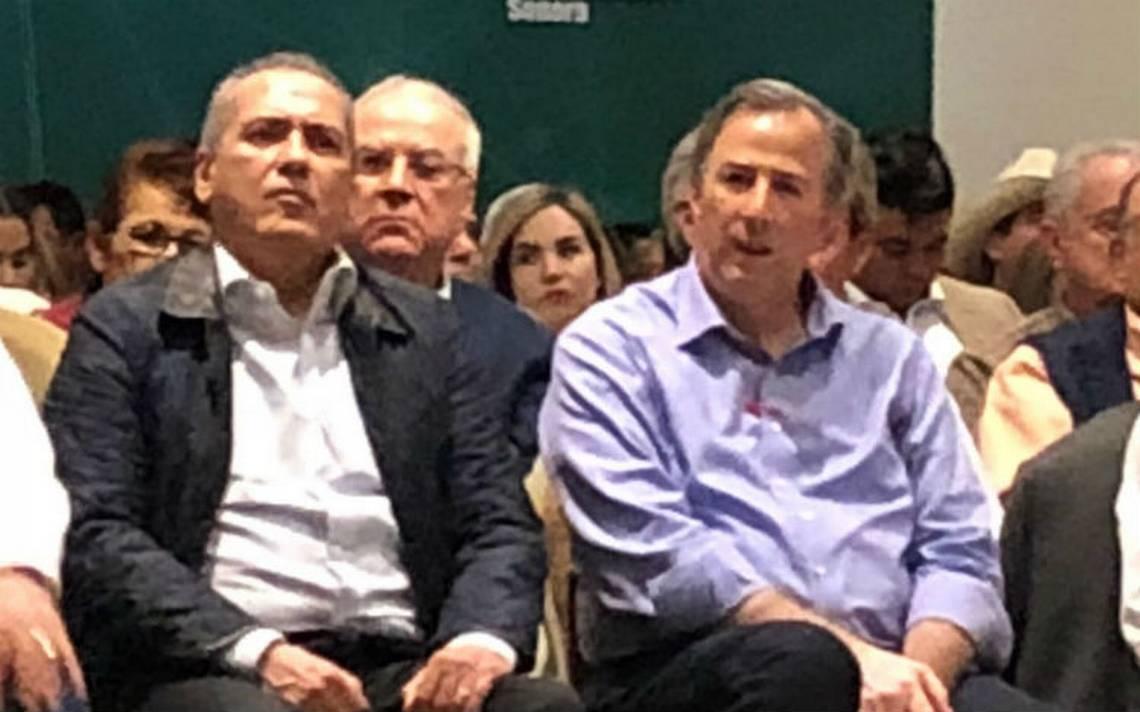 Beltrones expresa su apoyo total a José Antonio Meade