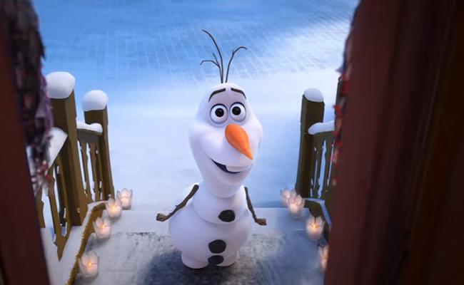"""[Video] ¡""""Frozen"""" regresa y Olaf será el protagonista!"""
