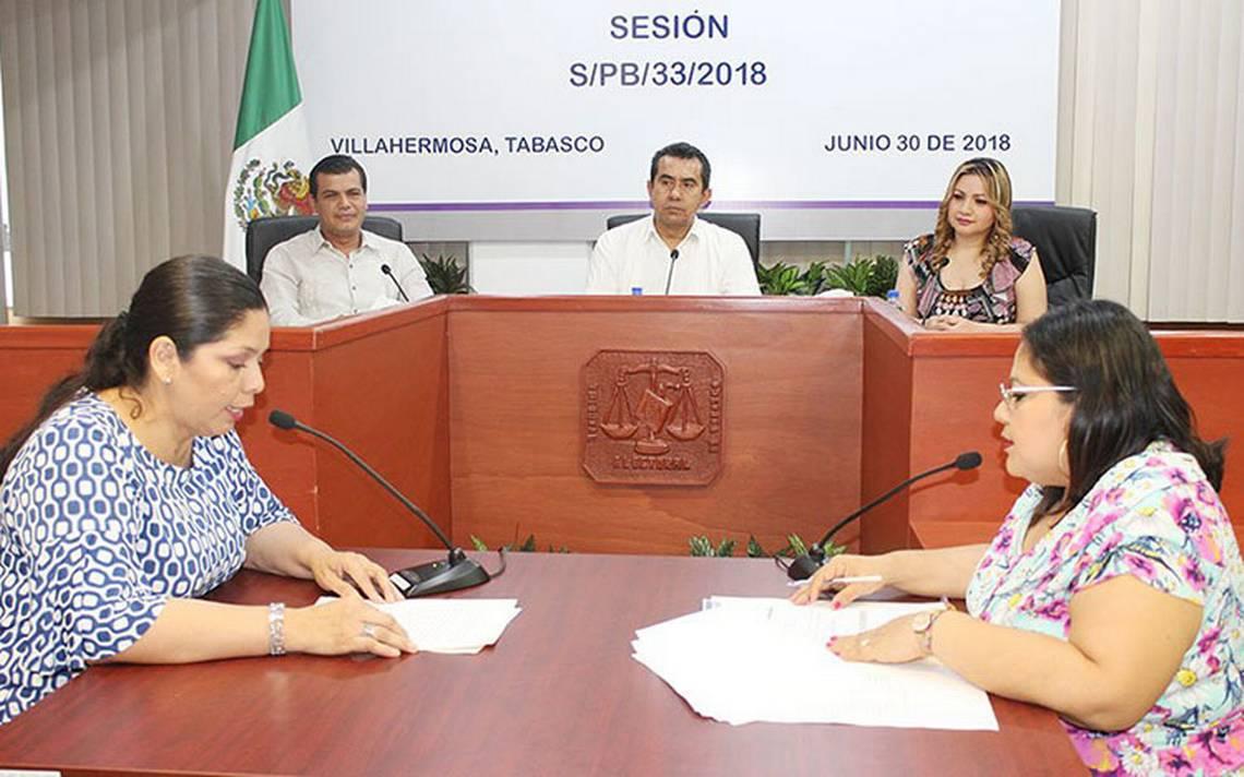 PAN y PT pelean su registro en Tabasco