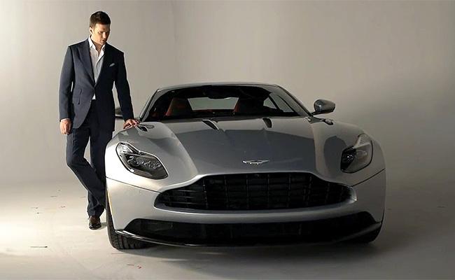 Tom Brady es el nuevo embajador de Aston Martin