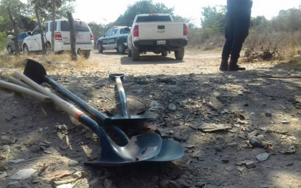 Encuentran fosas en Mazatlán con almenos tres cuerpos putrefactos
