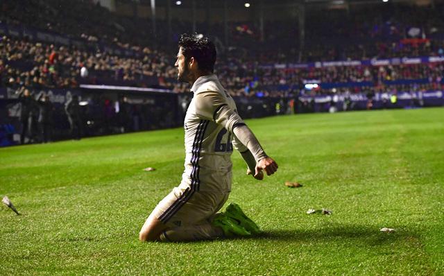 Isco se prepara para abandonar el Real Madrid