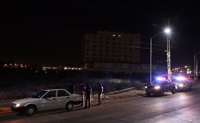 Comando rescata a sujeto de hospital privado en Celaya