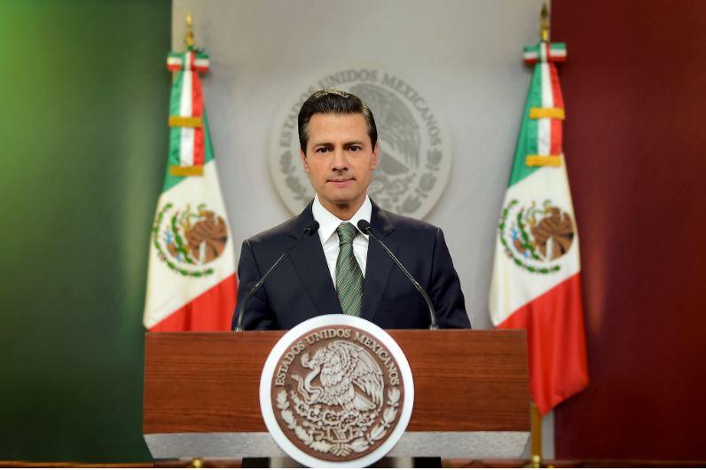 Seguimos sin acuerdos pero abiertos al diálogo con EU: Peña Nieto