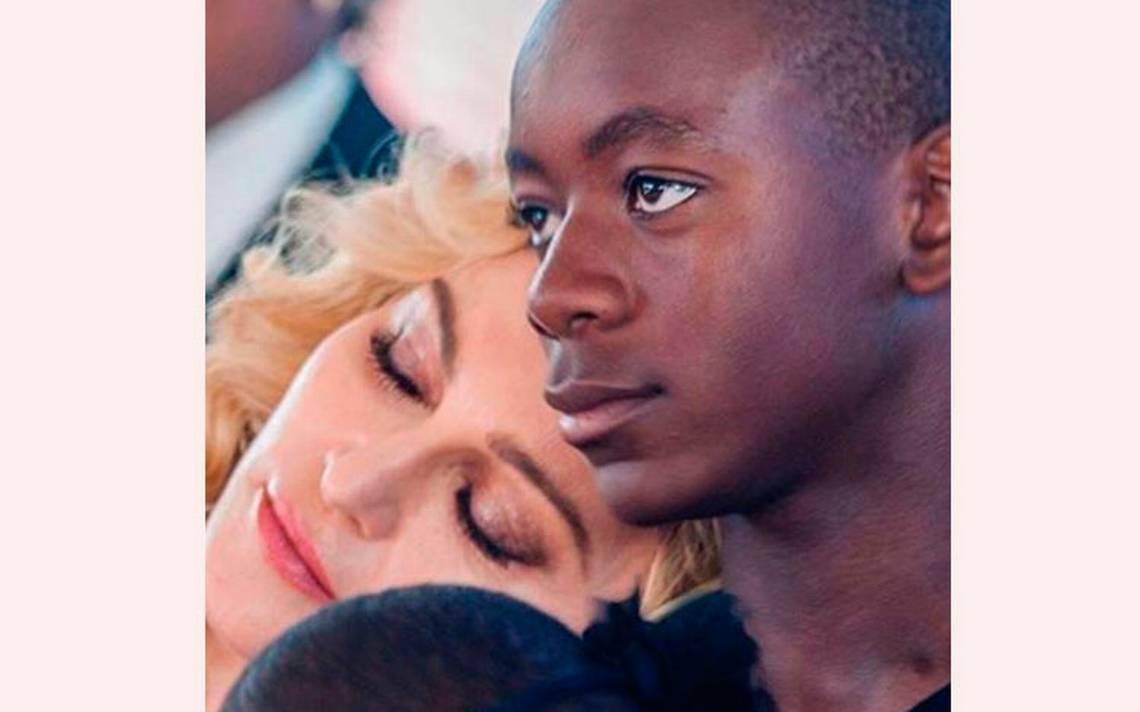 Madonna se muda a Lisboa para que su hijo sea futbolista