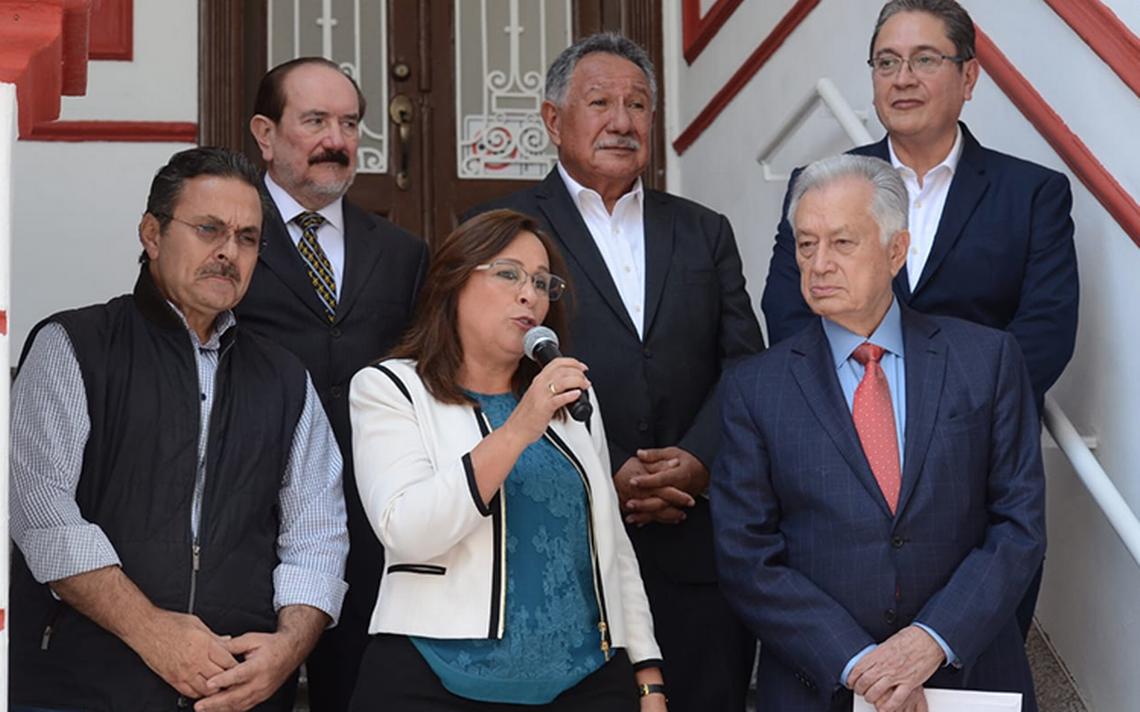 Ellos son los designados por AMLO para la política energética de México