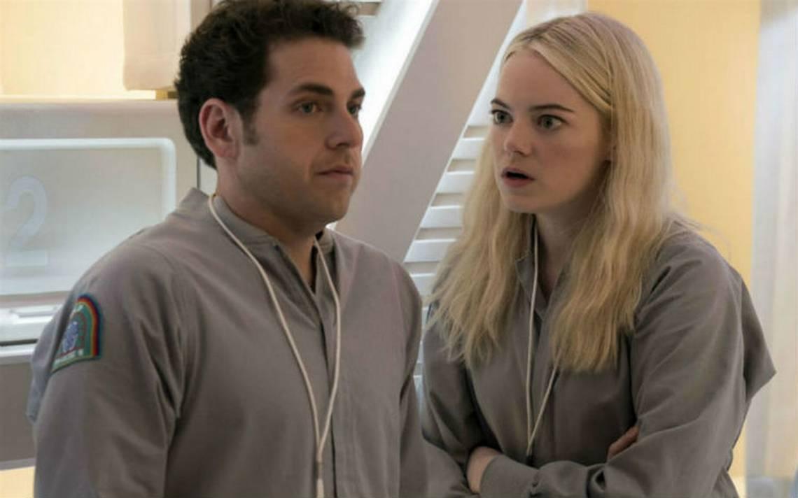 Emma Stone prueba una pastilla milagrosa en Maniac, la nueva serie de Netflix