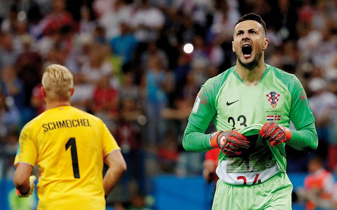 Drama puro: Croacia se impone a Dinamarca