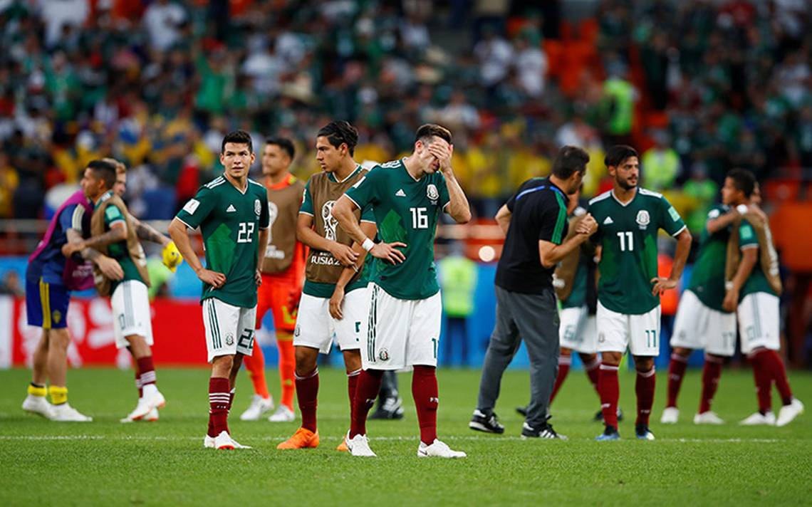 El Tricolor rompe filas tras eliminación del mundial