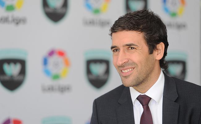 Raúl elogió a la Liga MX