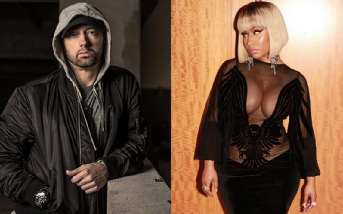Nicki Minaj tiene un nuevo amor y es… ¡Eminem!