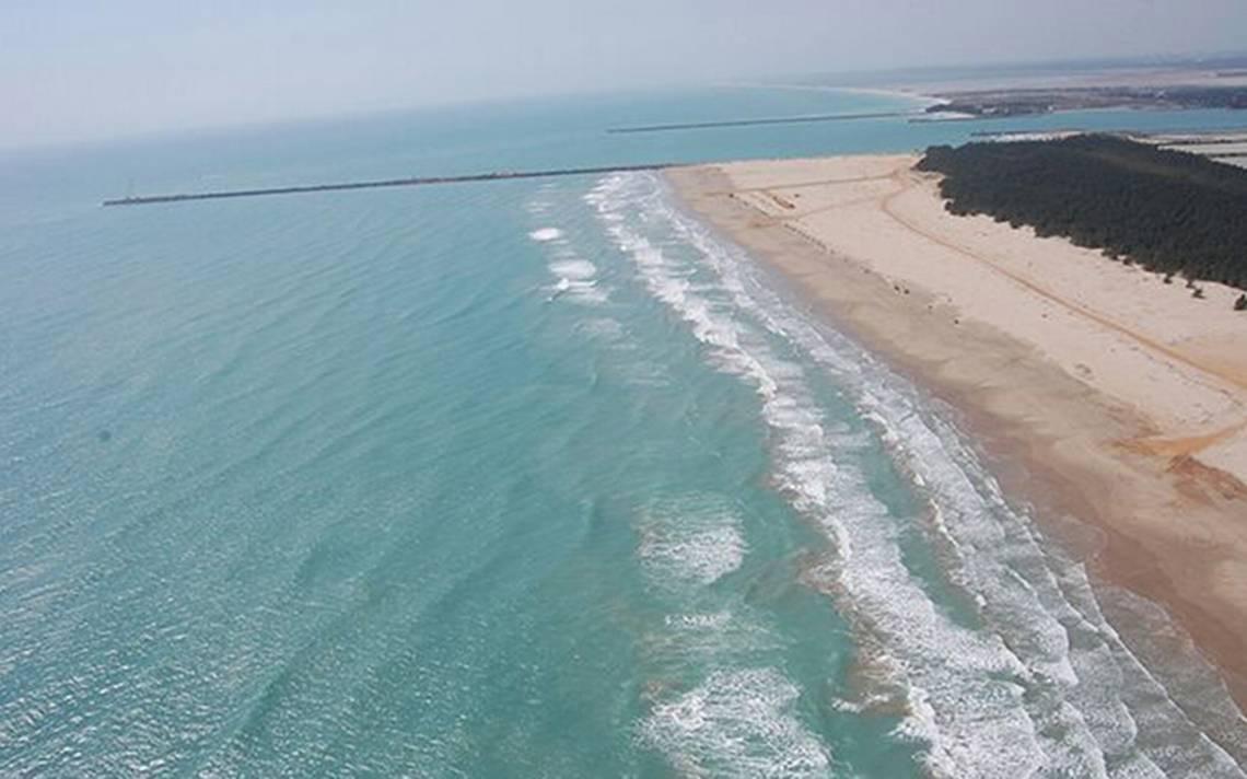 Se debilita cordón litoral del sur de Tamaulipas