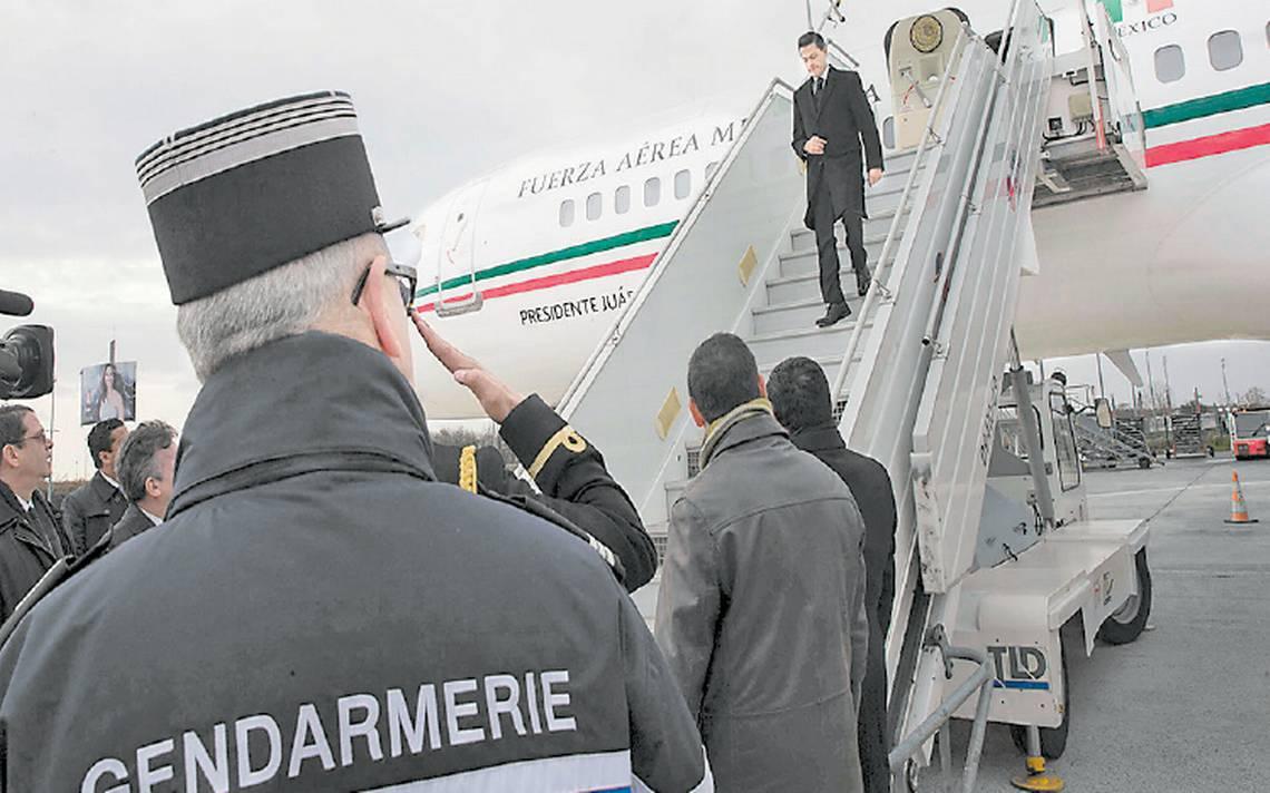 """Enrique Peña Nieto participará en la Cumbre """"One Planet"""" en la capital francesa"""