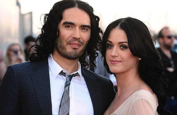 Russell Brand revela al fin por qué terminó con Katy Perry