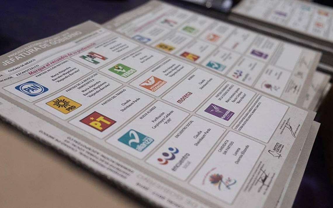 Morena denuncia atraco de 583 boletas en Iztapalapa