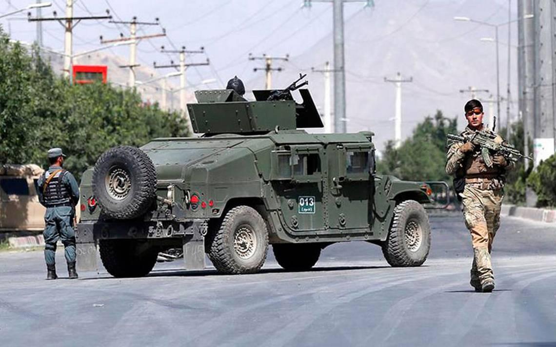 Once muertos deja ataque al Ministerio de Interior de Afganistán