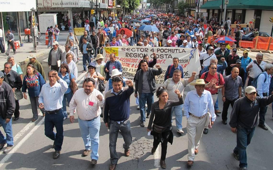 CNTE va por nuevo proyecto educativo