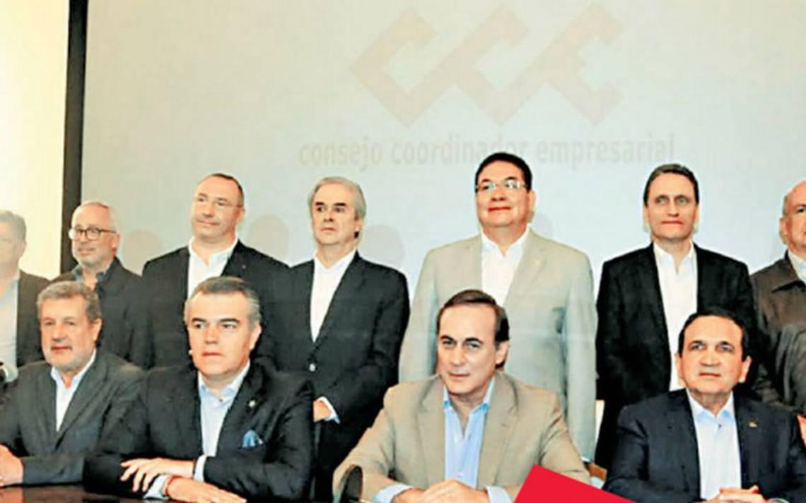 Empresarios dan voto de confianza a AMLO; piden honrar la confianza de los mexicanos
