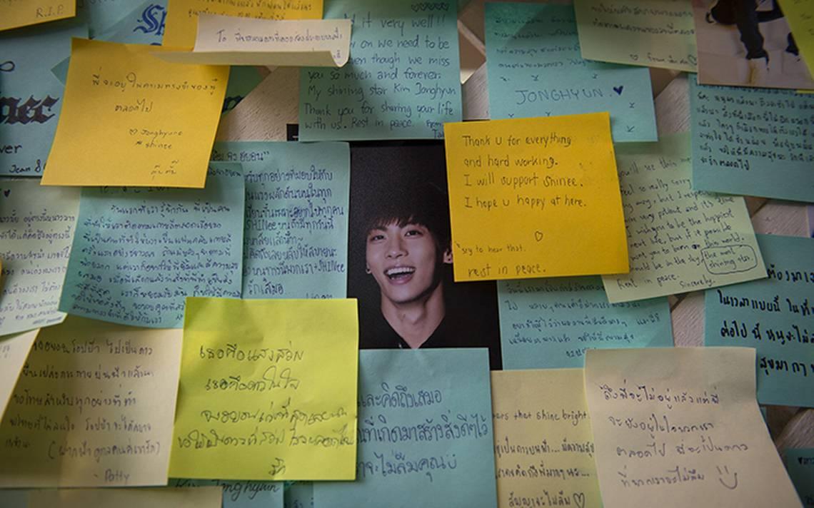 Lanzan nuevo sencillo de Kim Jonghyun, el cantante de K-Pop que se suicidó