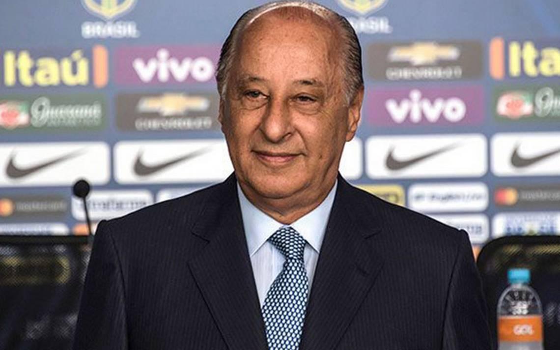 FIFA suspende al presidente de la Federación Brasileña de Fútbol