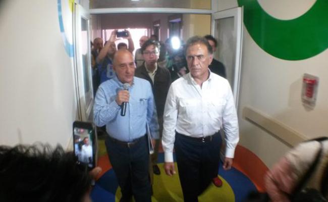 Rehabilitan la Torre Pediátrica de Veracruz