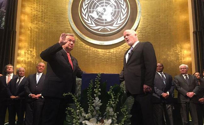 Afirma Antonio Guterres que la ONU debe estar lista para cambiar