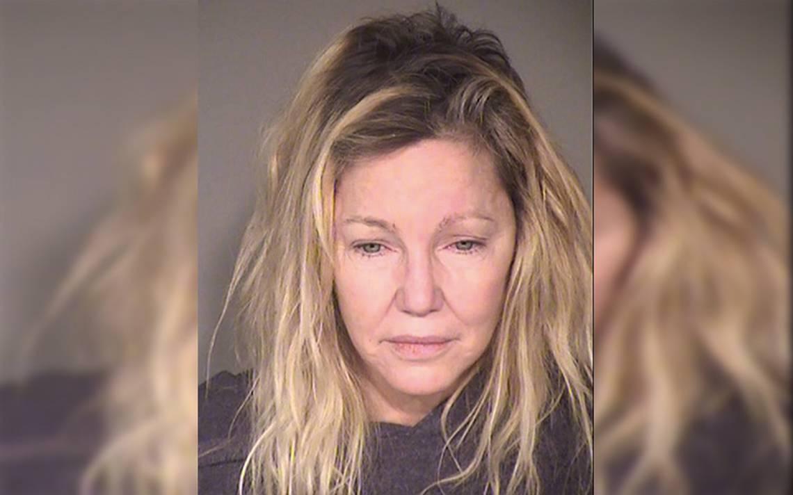 La actriz Heather Locklear vuelve a ser arrestada en Los Ángeles